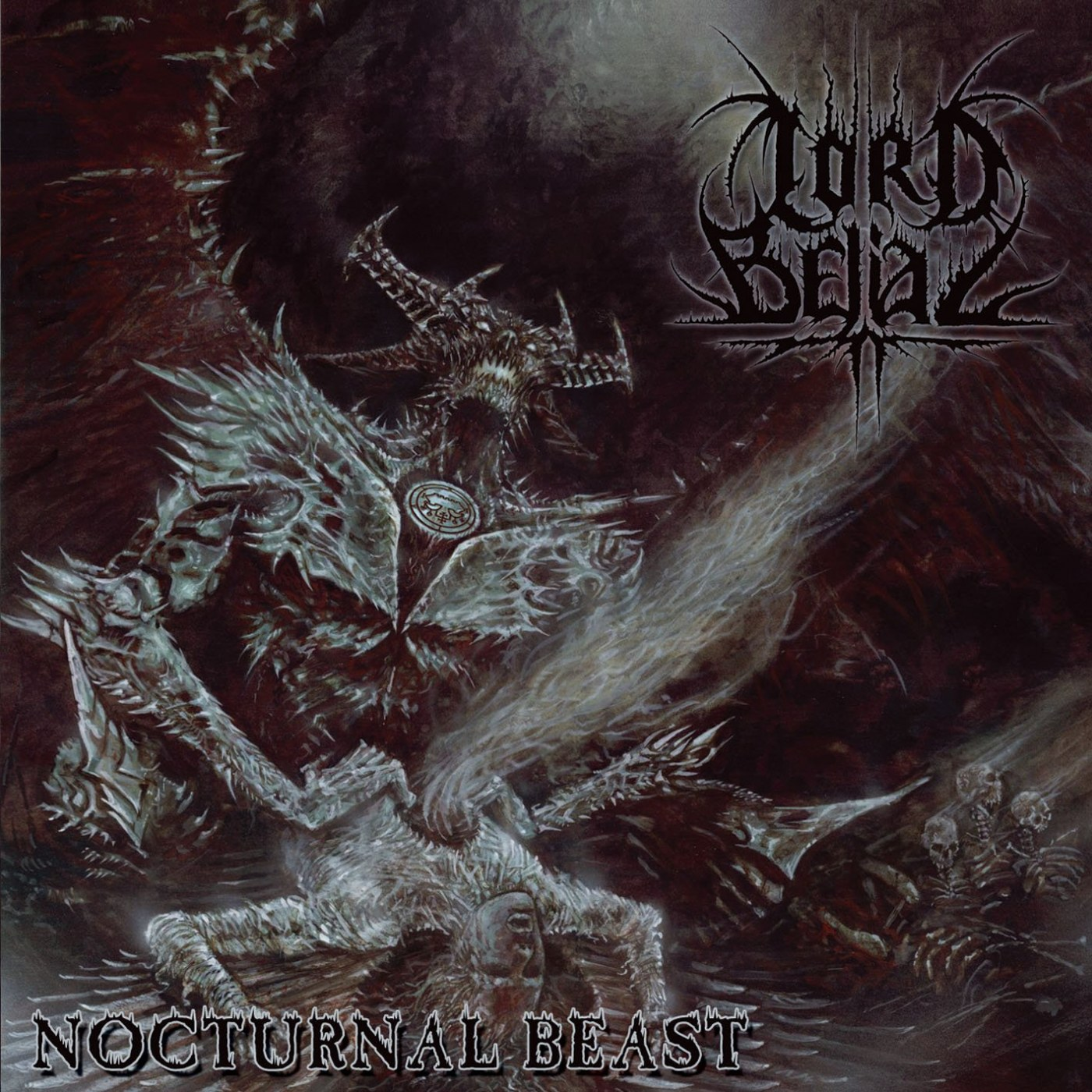 Review for Lord Belial - Nocturnal Beast