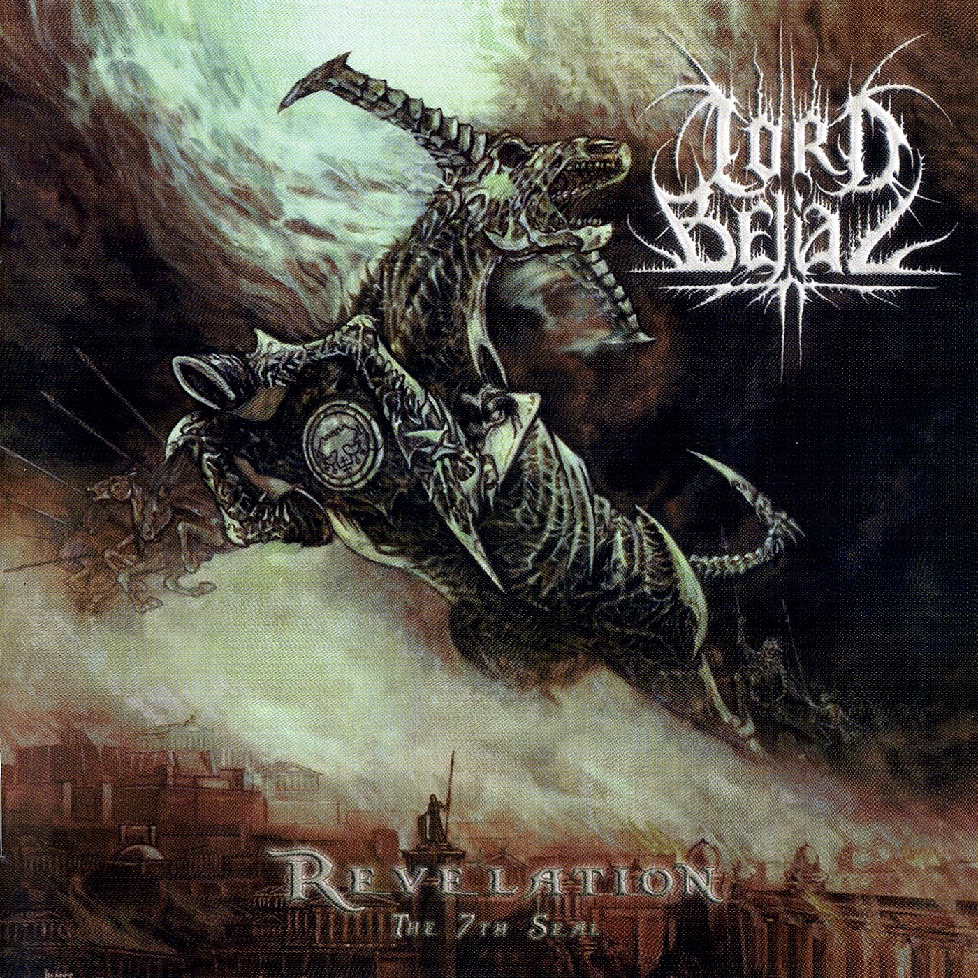 Review for Lord Belial - Revelation (The 7th Seal)