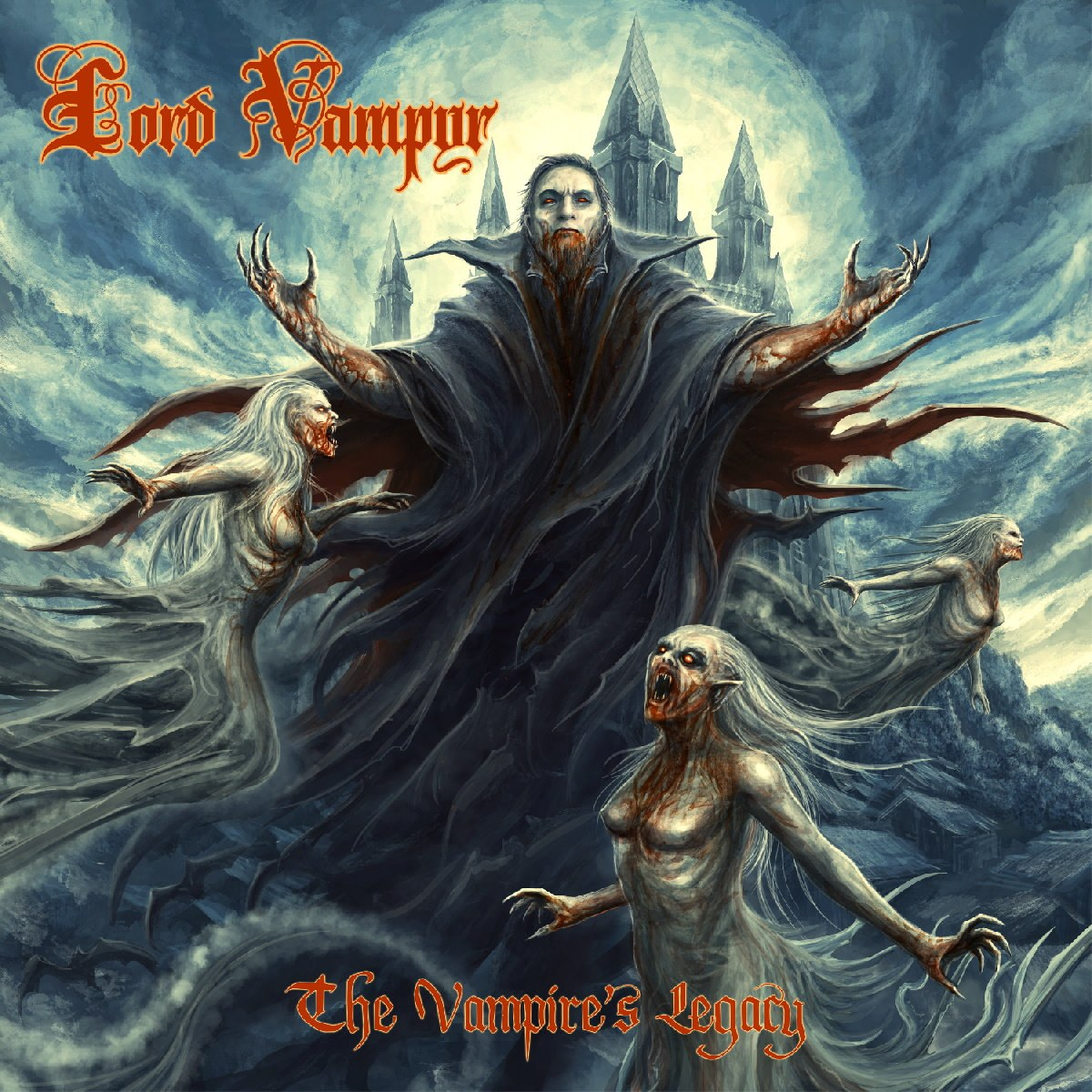 Lord Vampyr - The Vampire's Legacy