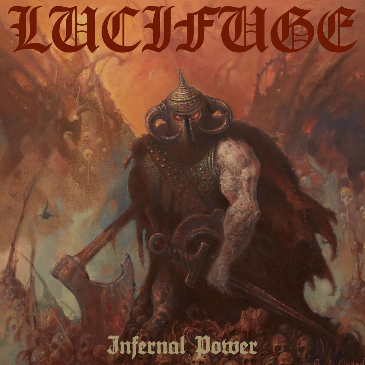Lucifuge (DEU) - Infernal Power