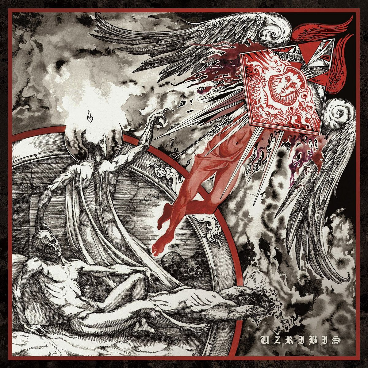 Review for Luctus - Užribis
