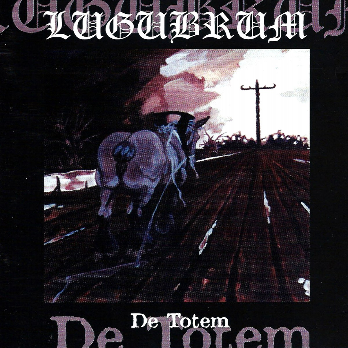 Reviews for Lugubrum - De Totem
