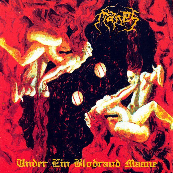 Review for Manes (NOR) - Under ein Blodraud Maane