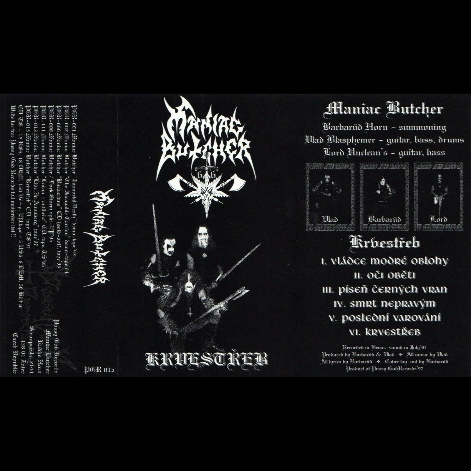 Review for Maniac Butcher - Krvestřeb