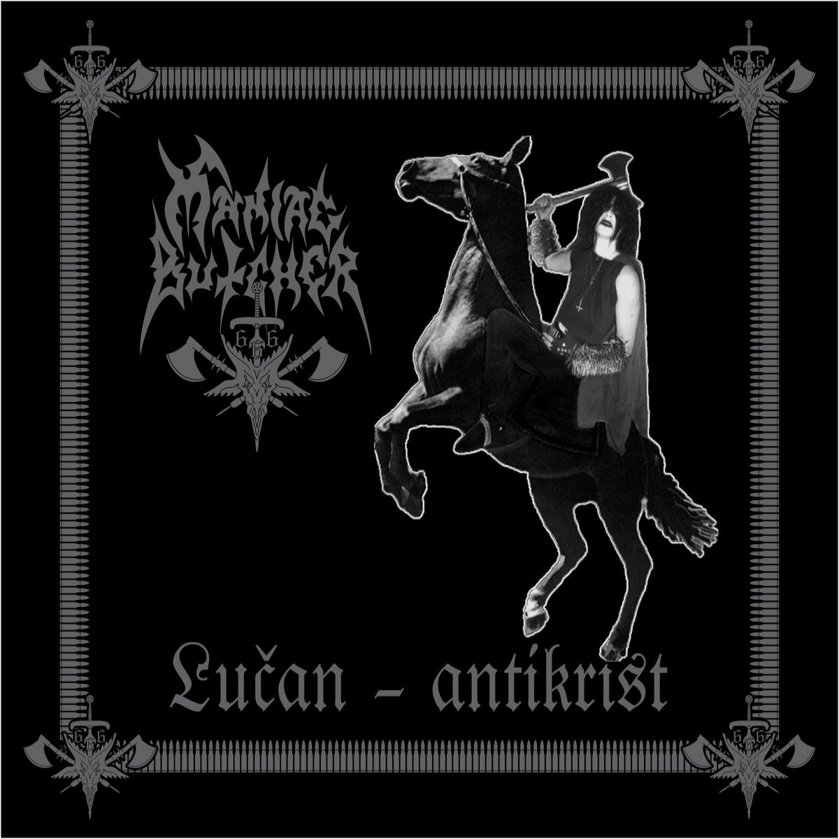 Review for Maniac Butcher - Lučan-Antikrist