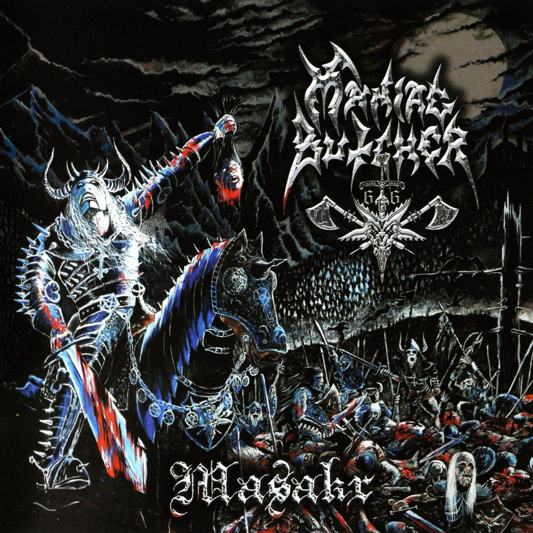 Review for Maniac Butcher - Masakr