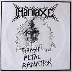 Review for Maniaxe (AUS) - Thrash Metal Radiation