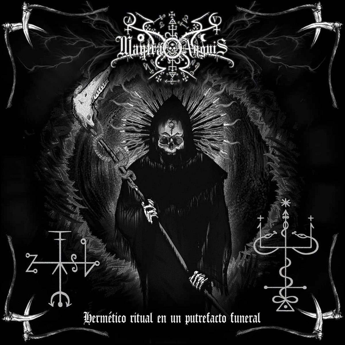 Reviews for Mantra Anguis - Hermético Ritual en un Putrefacto Funeral