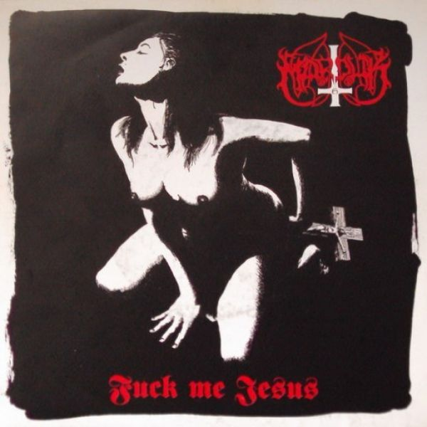 Review for Marduk - Fuck Me Jesus