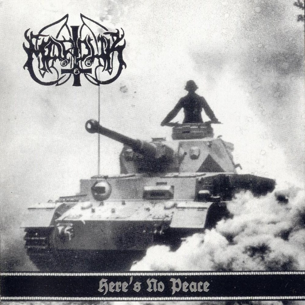 Review for Marduk - Here's No Peace