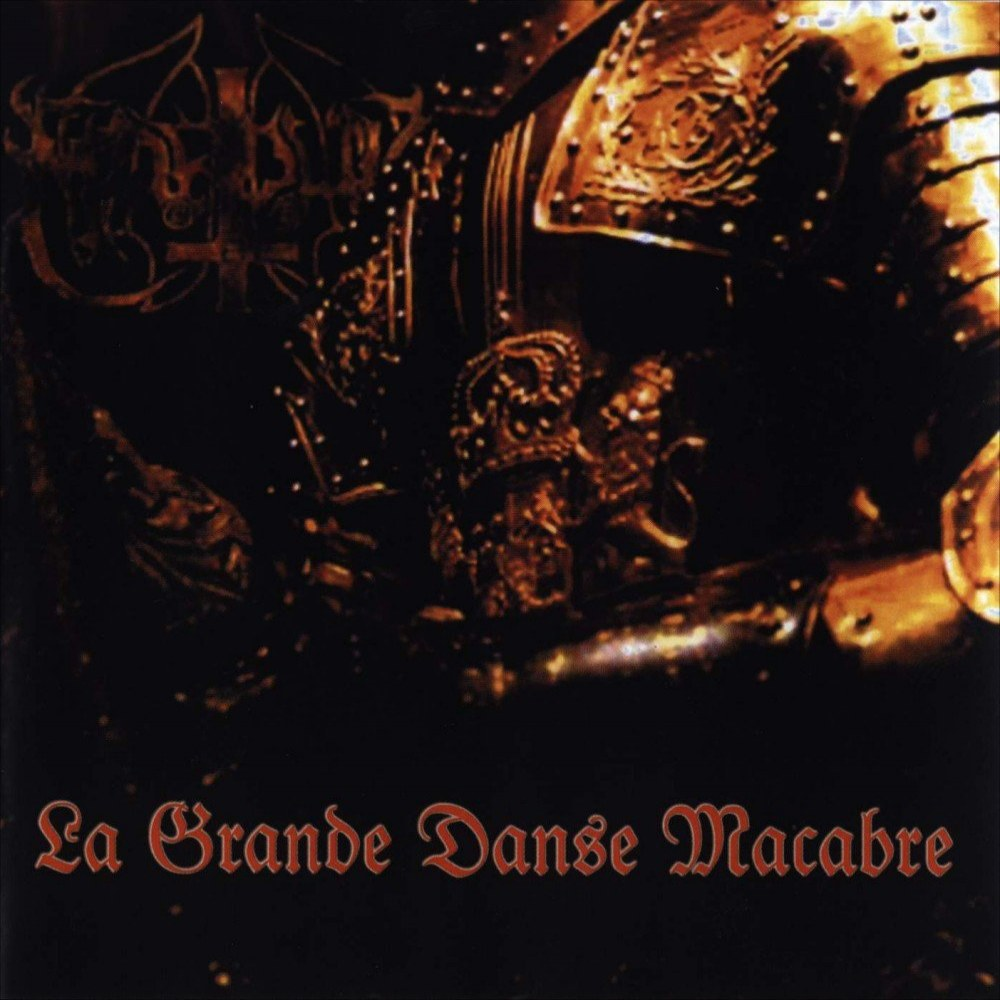 Review for Marduk - La Grande Danse Macabre