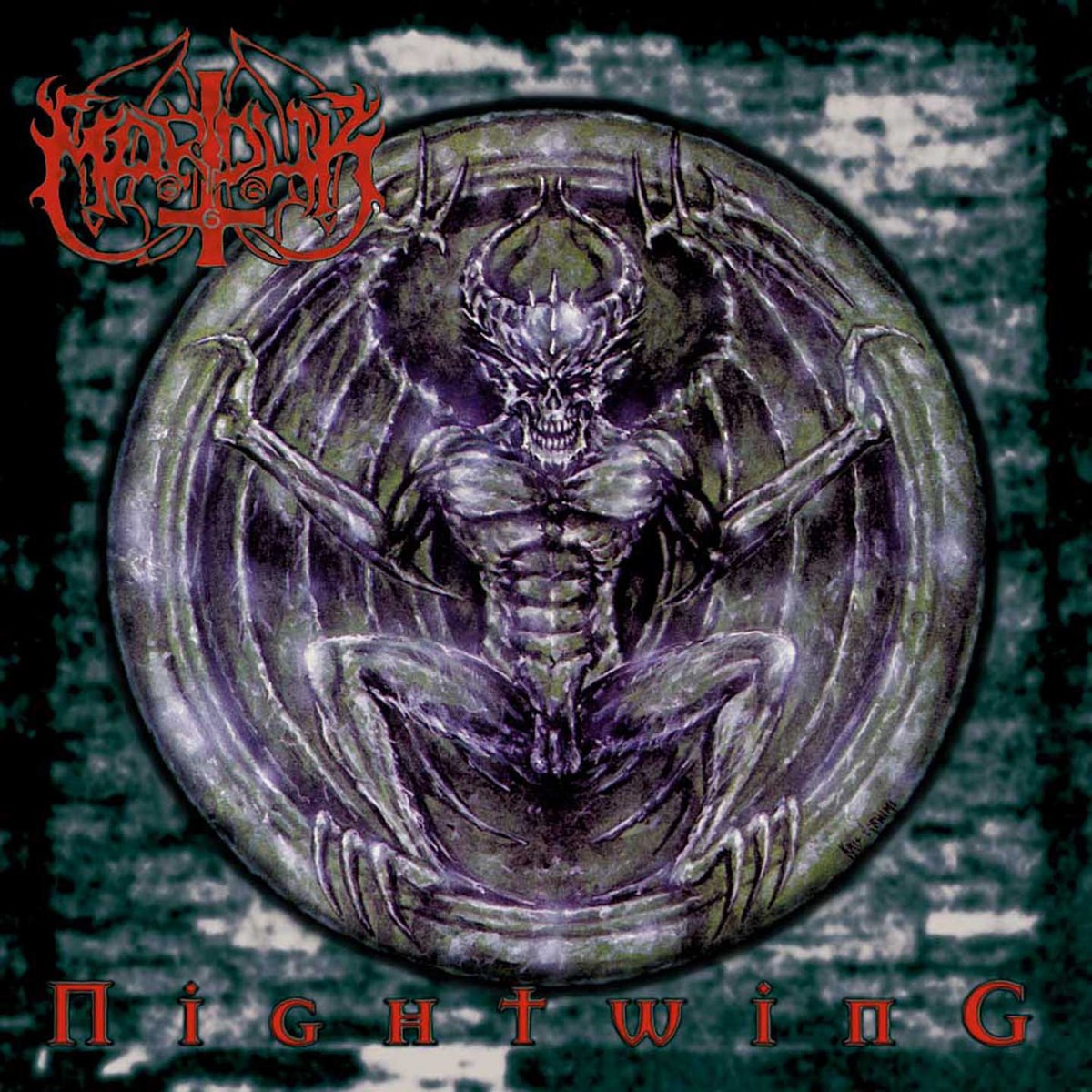 Review for Marduk - Nightwing