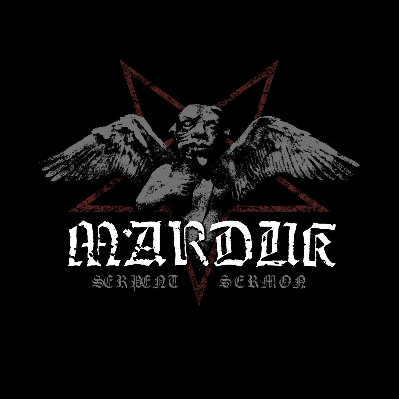 Review for Marduk - Serpent Sermon
