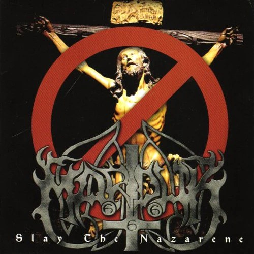Review for Marduk - Slay the Nazarene