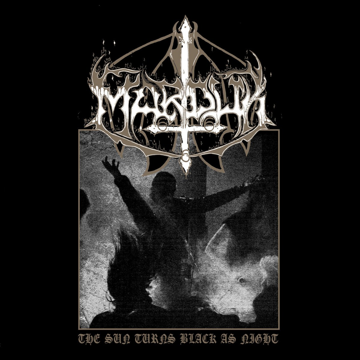Review for Marduk - The Sun Turns Black as Night