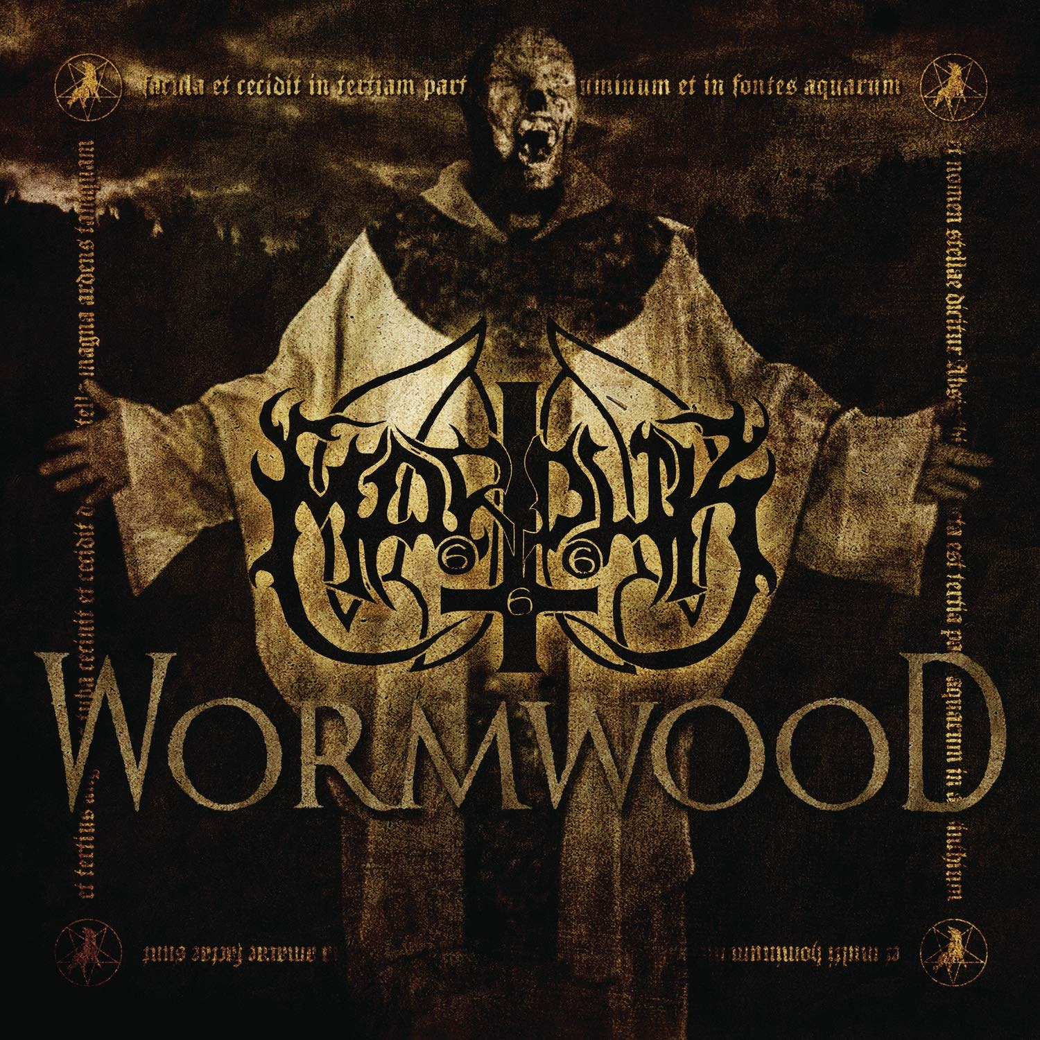 Review for Marduk - Wormwood
