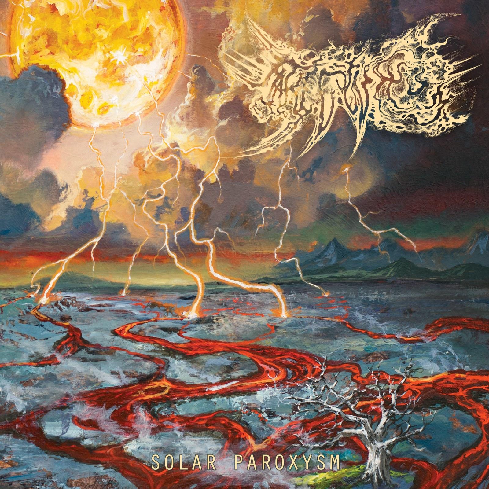 Reviews for Mare Cognitum - Solar Paroxysm