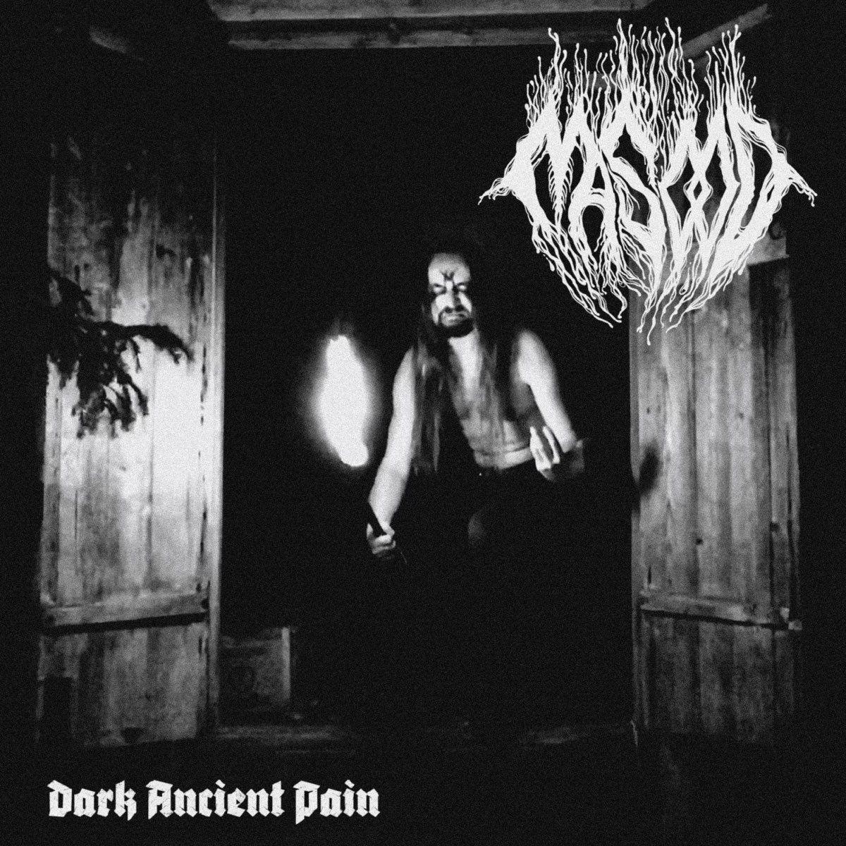 Masood - Dark Ancient Pain