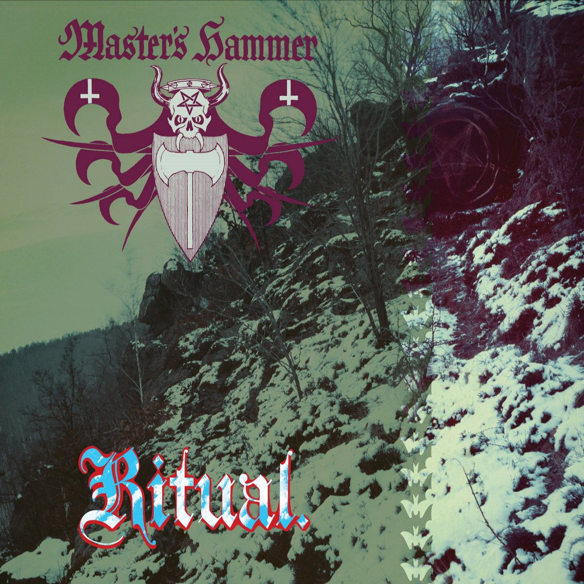 Best 1991 Black Metal album: 'Master's Hammer - Ritual'