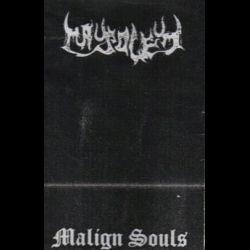 Mausoleum (BRA) - Malign Souls