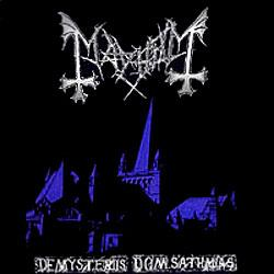 Review for Mayhem - De Mysteriis Dom Sathanas