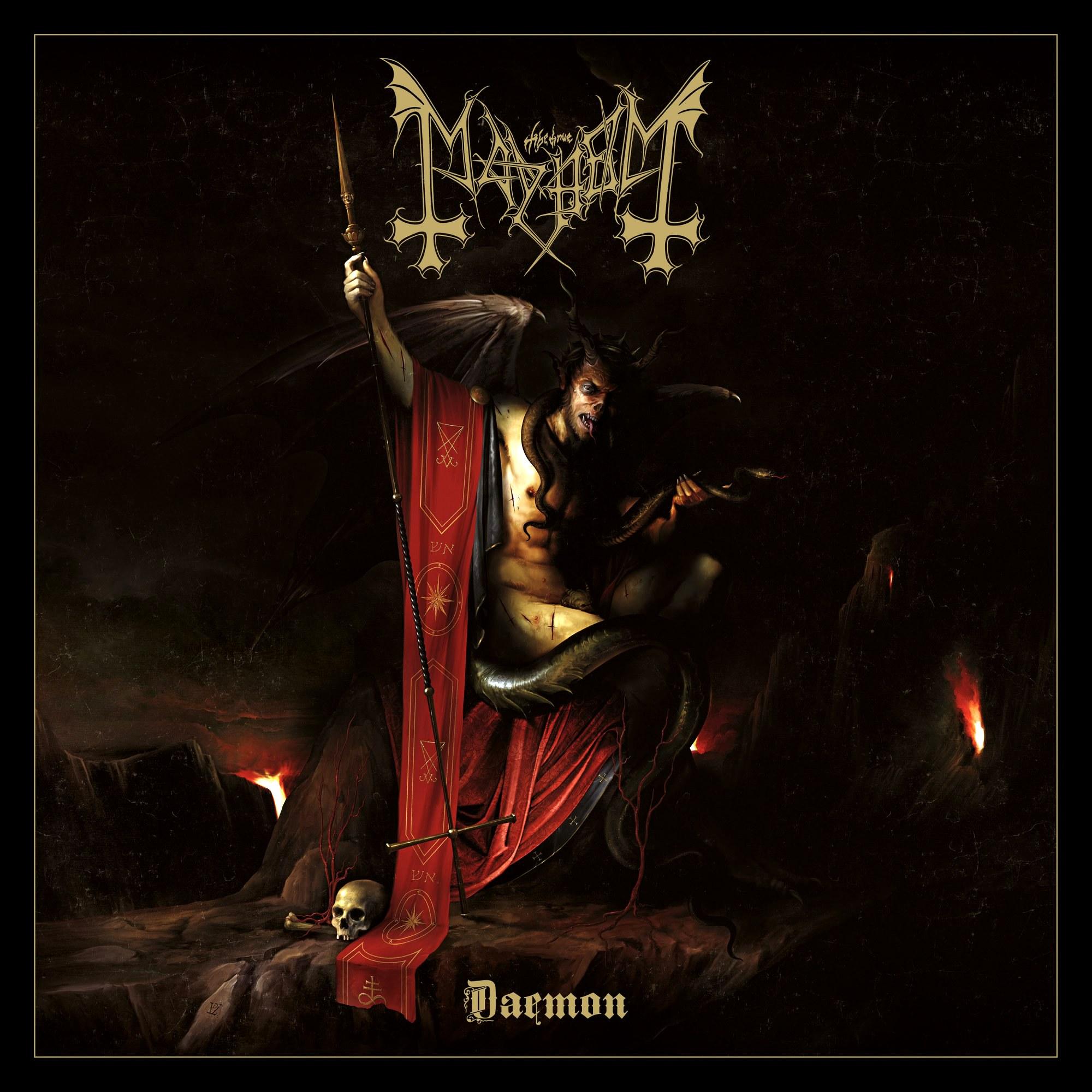 Reviews for Mayhem (NOR) - Daemon