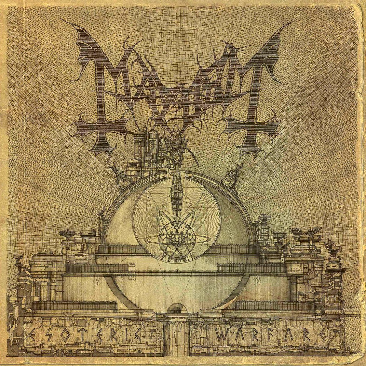 Reviews for Mayhem (NOR) - Esoteric Warfare