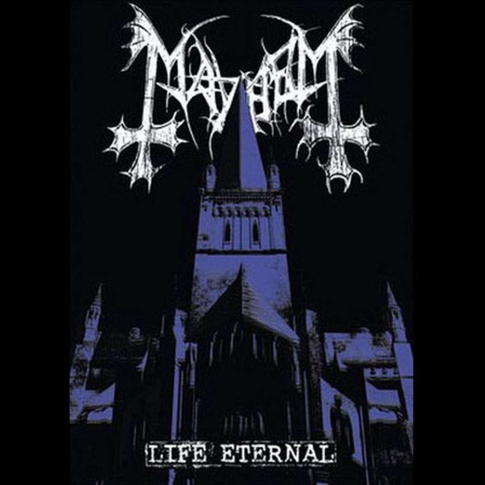 Reviews for Mayhem (NOR) - Life Eternal