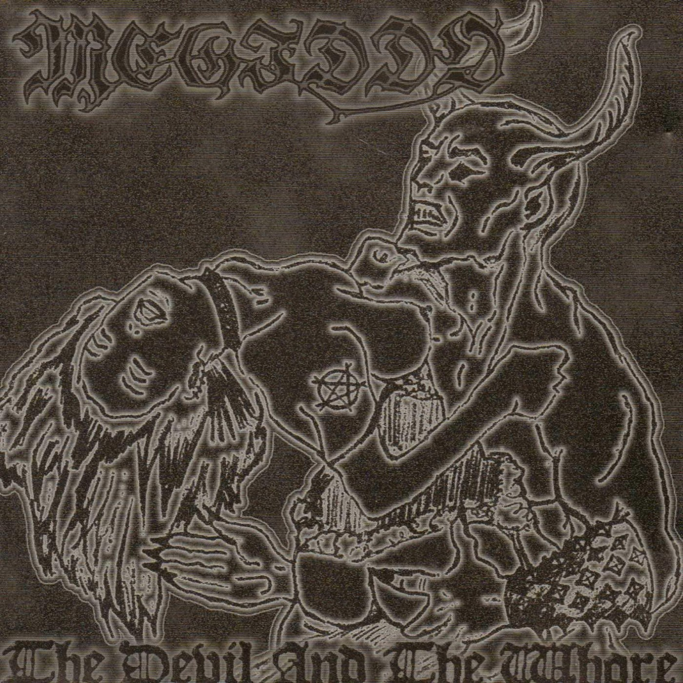 Megiddo (CAN) - The Devil and the Whore