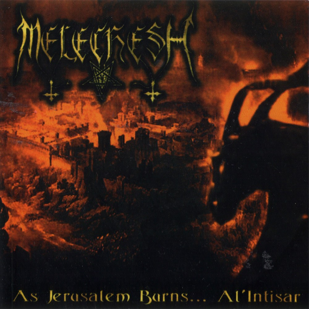 Review for Melechesh - As Jerusalem Burns... Al'Intisar