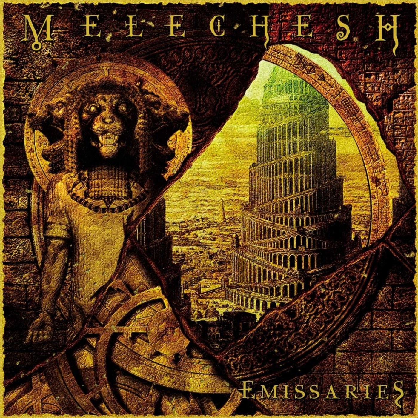 Review for Melechesh - Emissaries