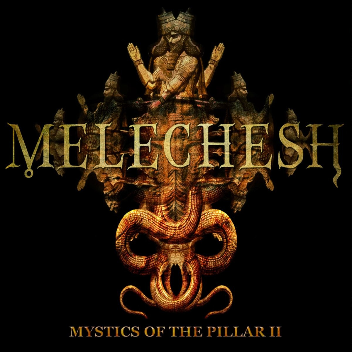 Review for Melechesh - Mystics of the Pillar II