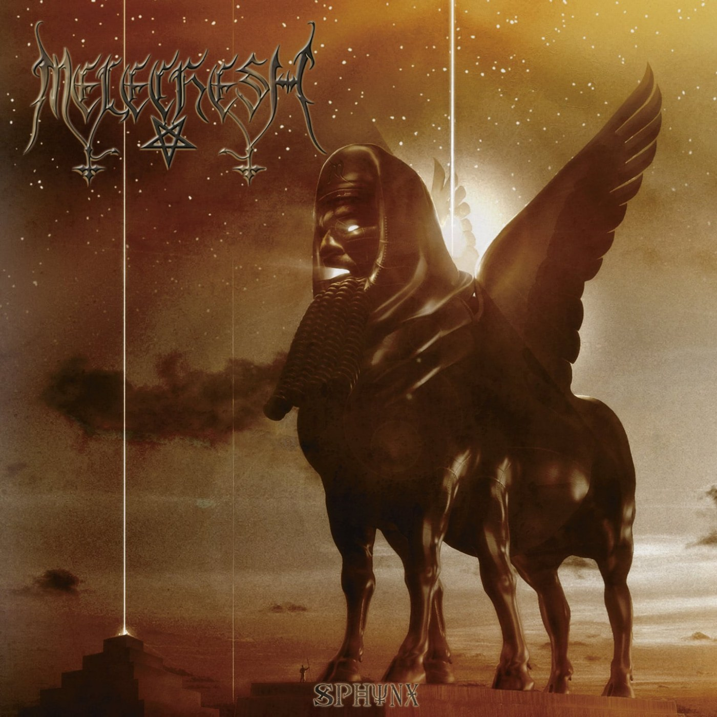 Review for Melechesh - Sphynx
