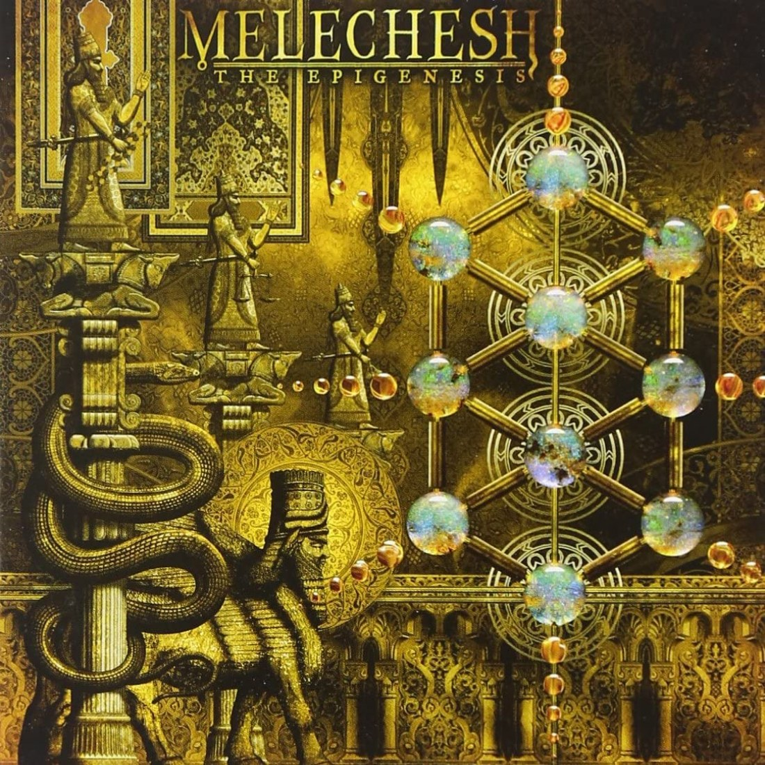 Review for Melechesh - The Epigenesis