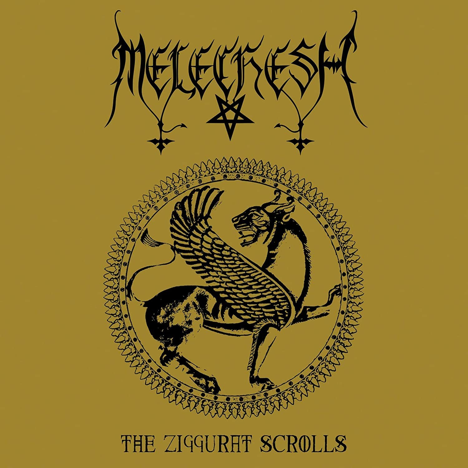 Review for Melechesh - The Ziggurat Scrolls