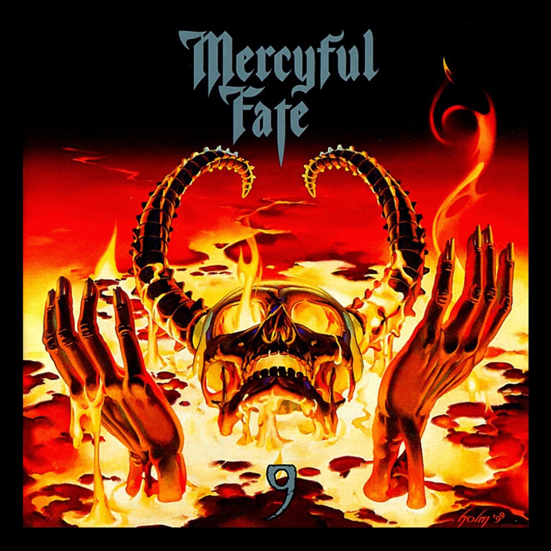 Review for Mercyful Fate - 9