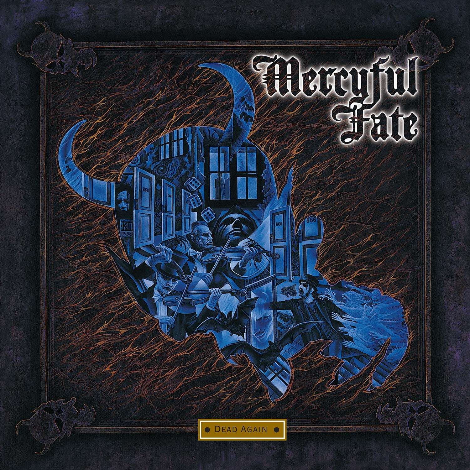 Review for Mercyful Fate - Dead Again