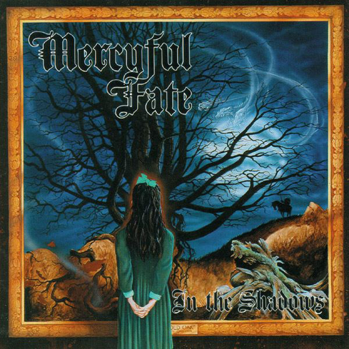 Review for Mercyful Fate - In the Shadows