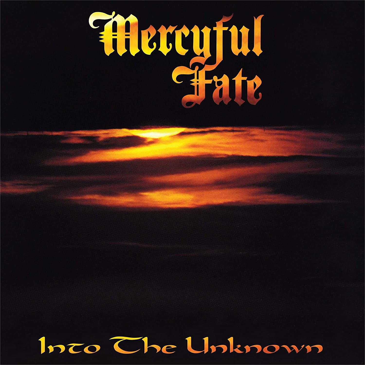 Review for Mercyful Fate - Into the Unknown