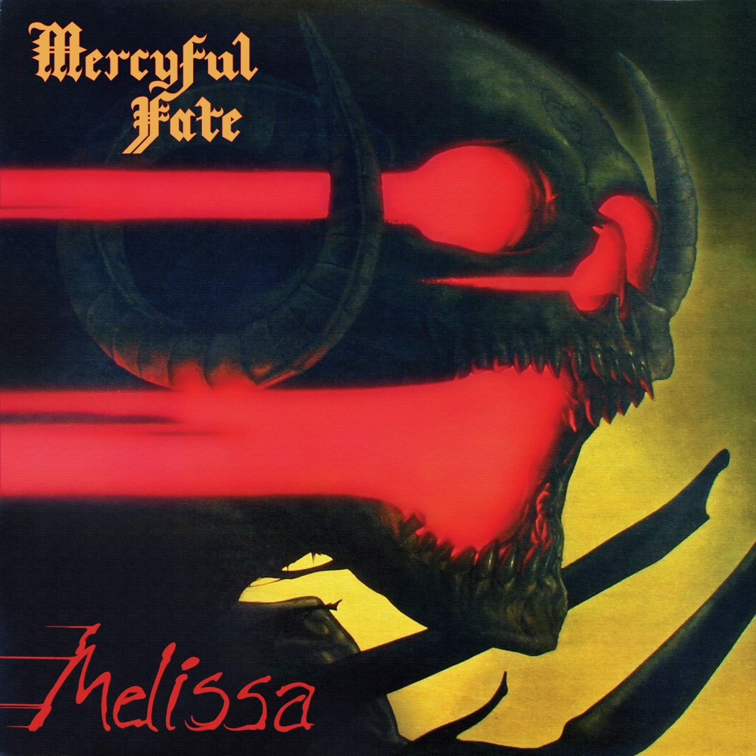"Mercyful Fate released their debut full-length studio album, titled ""Melissa""."