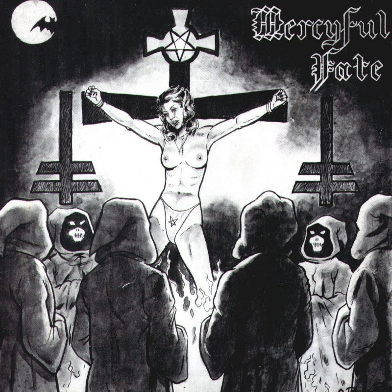Review for Mercyful Fate - Mercyful Fate