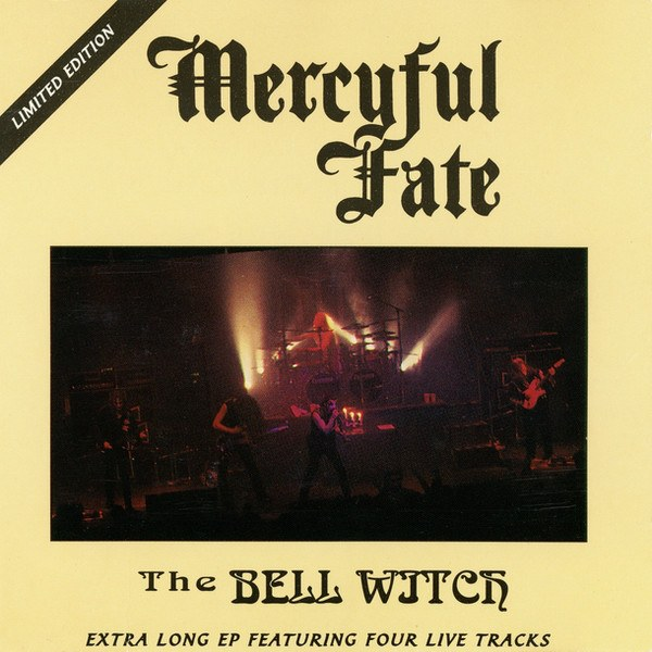 Review for Mercyful Fate - The Bell Witch