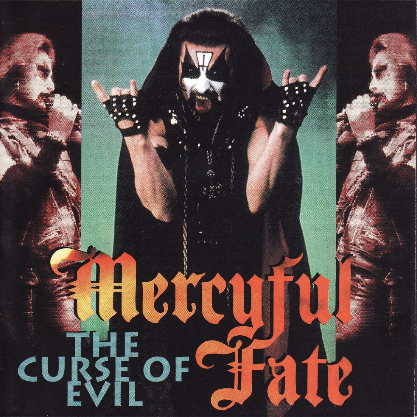 Review for Mercyful Fate - The Curse of Evil
