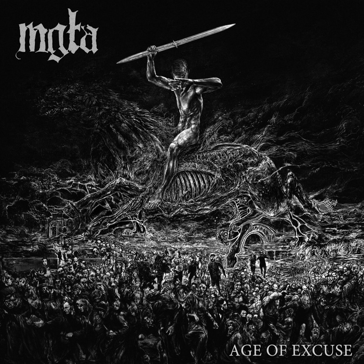 Review for Mgła - Age of Excuse