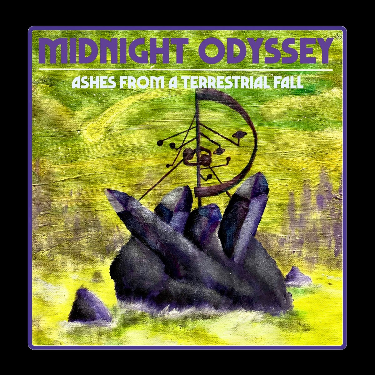 Reviews for Midnight Odyssey - Ashes from a Terrestrial Fall