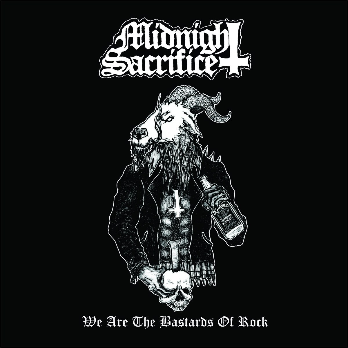 Review for Midnight Sacrifice - We Are the Bastards of Rock