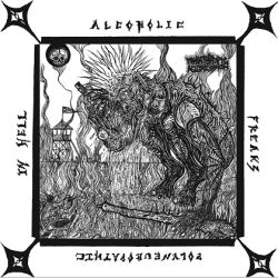 Reviews for Misanthropic Aggression - Alcoholic Polyneuropathic Freaks in Hell