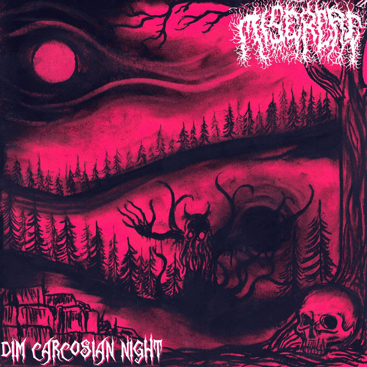 Reviews for Miserere - Dim Carcosian Night