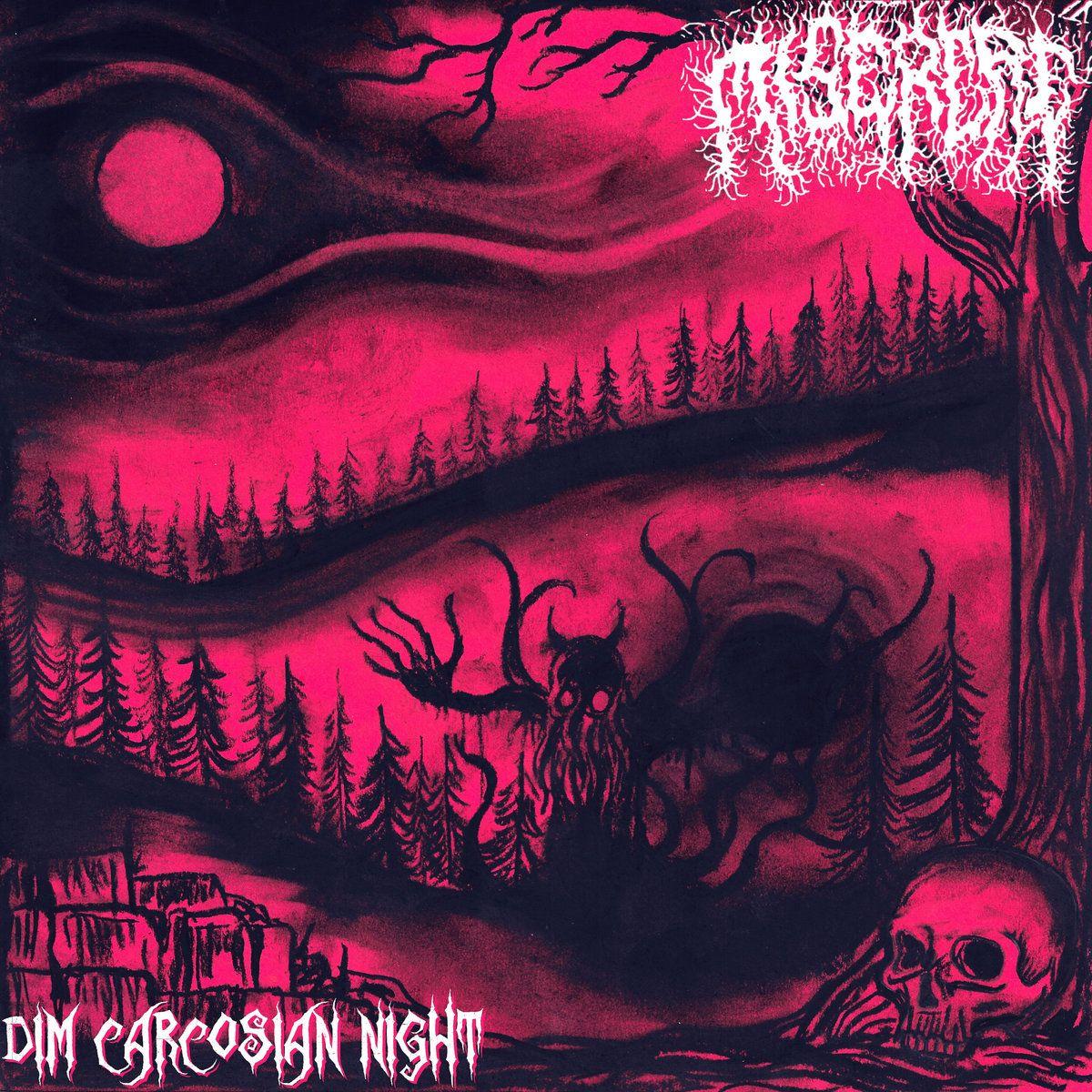 Miserere - Dim Carcosian Night
