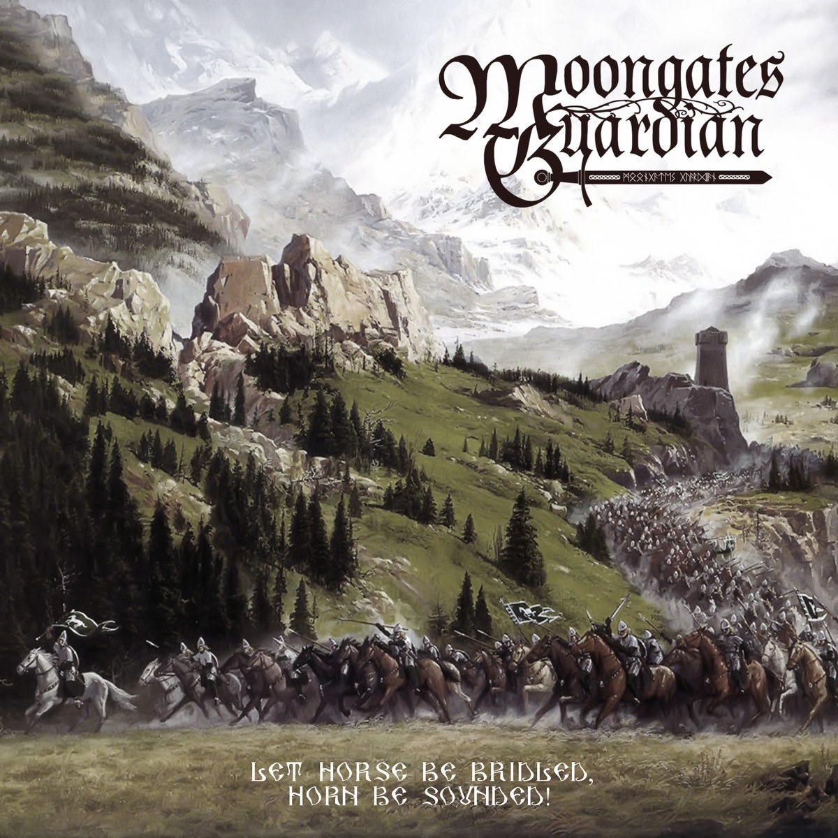 Reviews for Moongates Guardian - Let Horse Be Bridled, Horn Be Sounded!